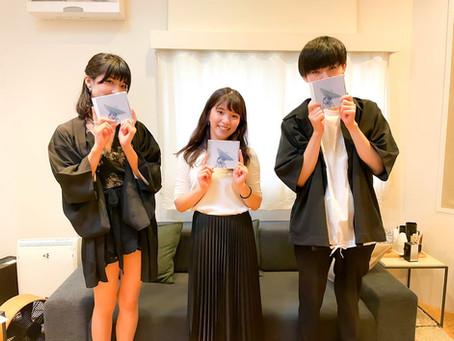 8/19(木) 20:00ラジオ出演