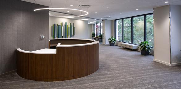 2nd Floor Lobby
