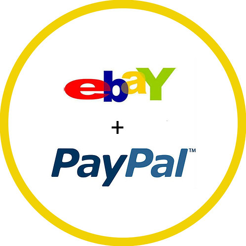 Ebay and PayPal Stealth Account