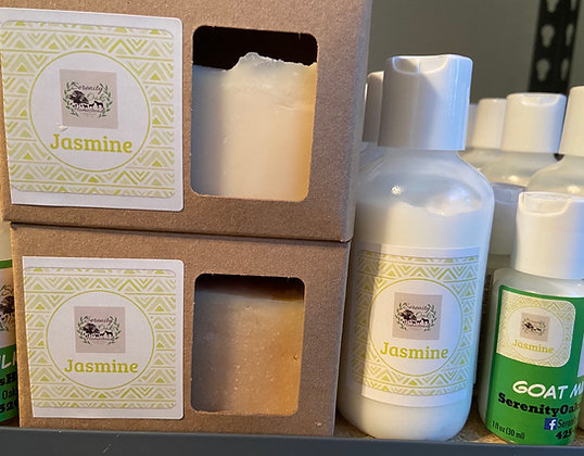 Jasmine Goat Milk Lotion