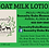 Thumbnail: Kentucky Bourbon Goat Milk Lotion