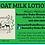 Thumbnail: Oatmeal, Milk & Honey Goat Milk Lotion