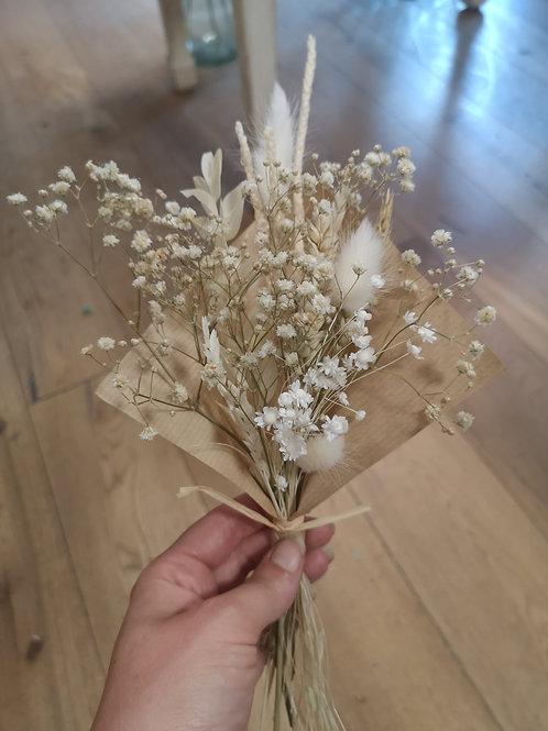 Petit bouquet blanc