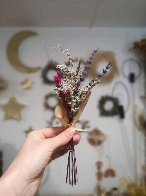 Mini bouquet fushia