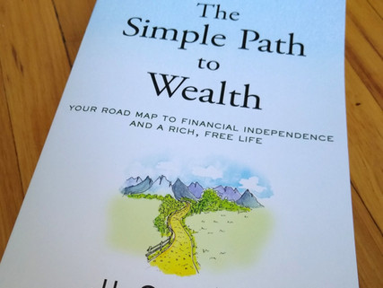 Books and Brews - The Simple Path to Wealth