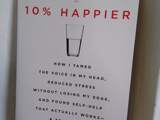 Books and Brews - 10% Happier