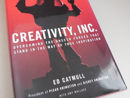 Books and Brews - Creativity Inc.