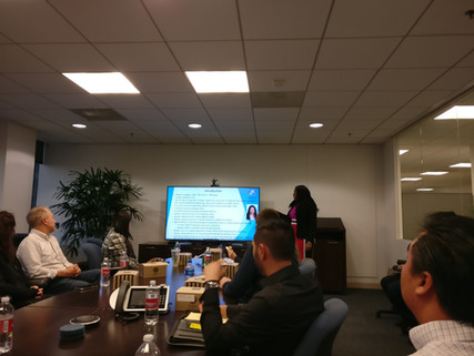 Presentation on Owning a Small Business Engineering and Construction Management Company