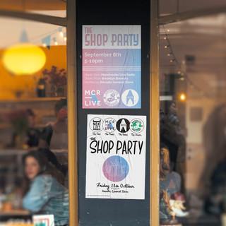 The Shop Party
