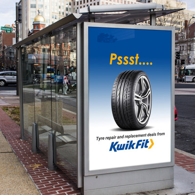 (WIN!) Advert for Tyres