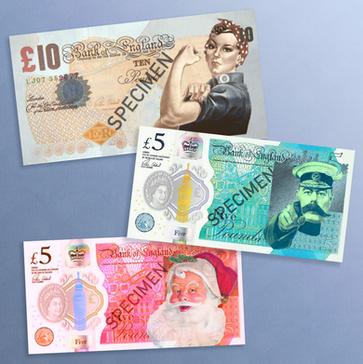 Promotional Fake Money