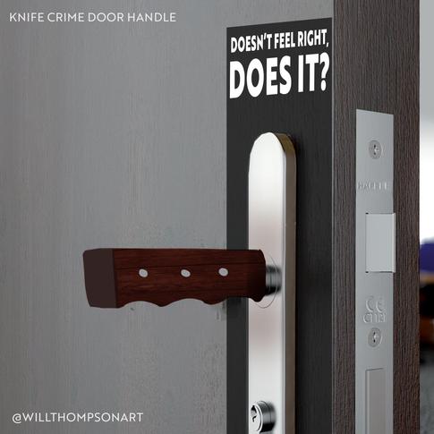 (WIN!) Advert idea against Knife Crime