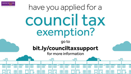 University of Manchester Council Tax Screensaver