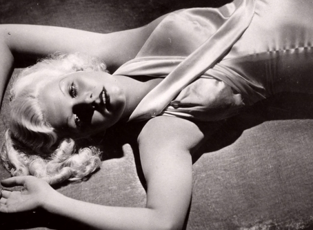 Jean Harlow — Hollywood's first Platinum Blonde