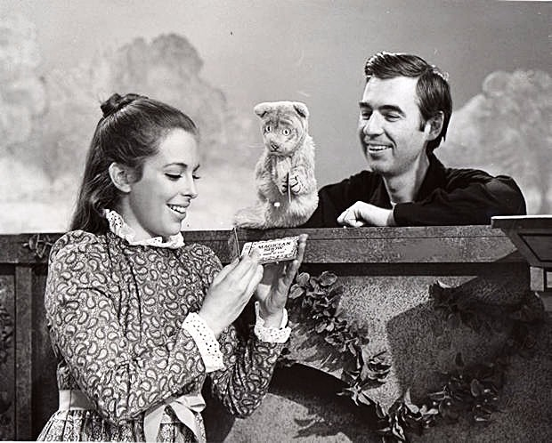 The cast in 1970