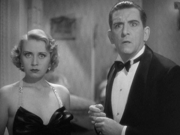 Blondell with Edward Everett Horton