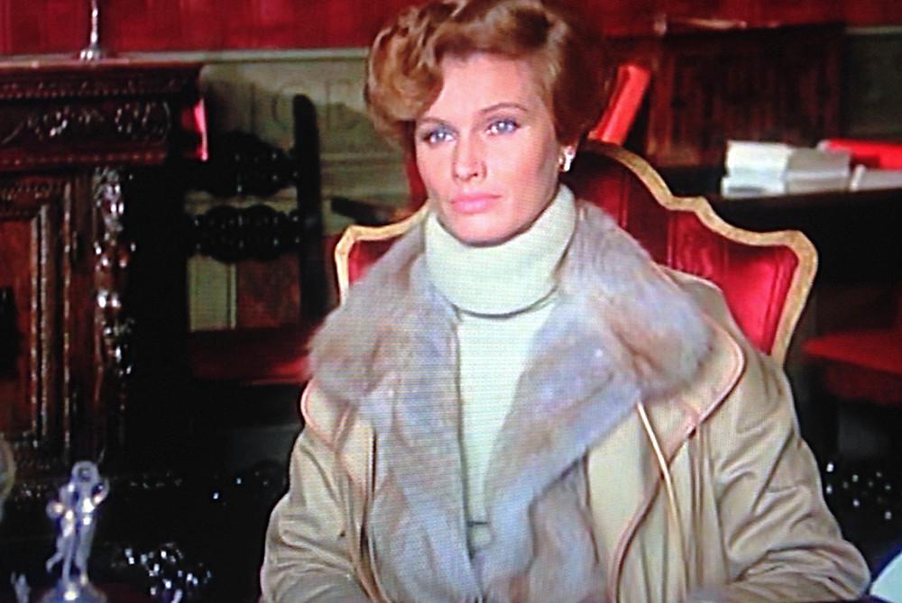 Fendi coat also featured in Italian Vogue Sept 76