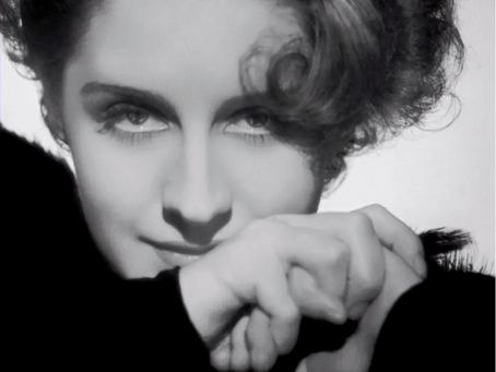 Norma Shearer - The love realist.