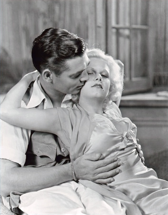 Harlow and Gable are a tumultuous twosome in Red Dust