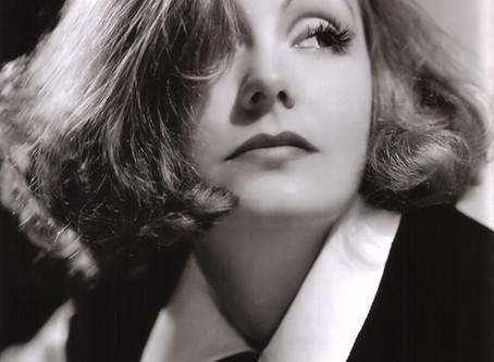 Greta Garbo - The Virtuous Vamp
