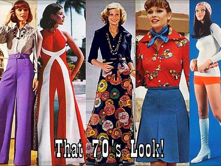 Women in Peril- Fashion in Film 1976-78