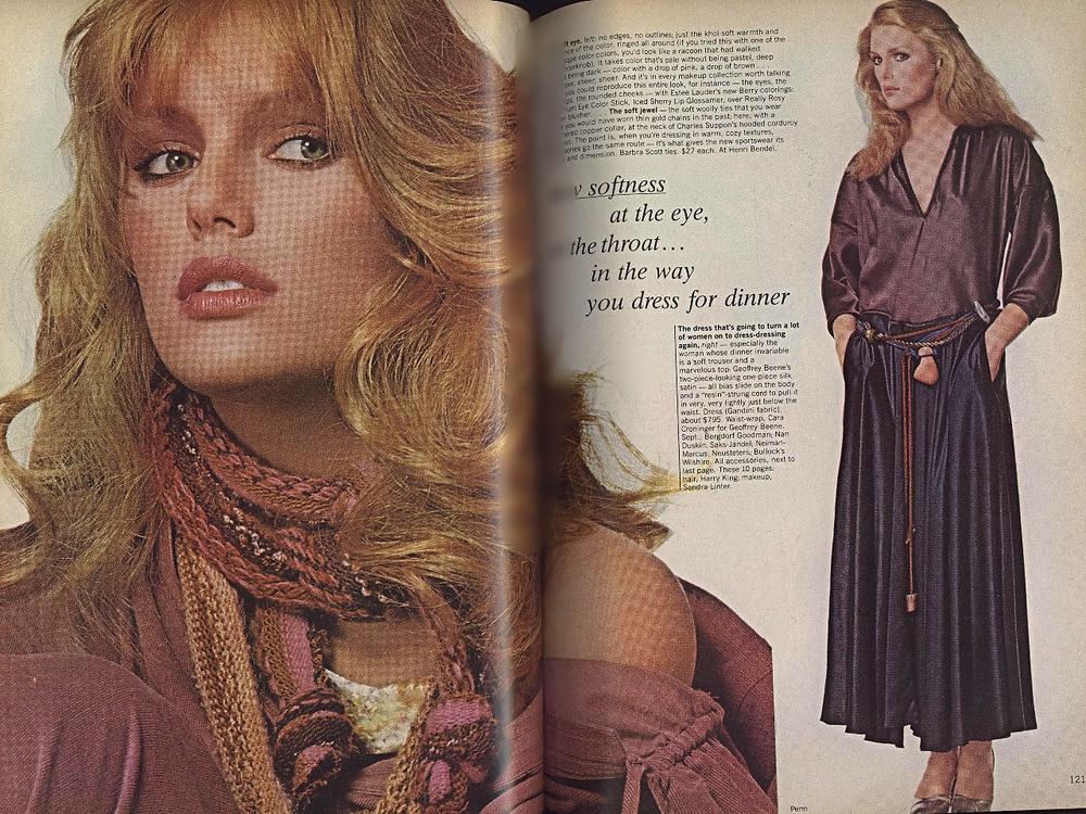 American Vogue 1977