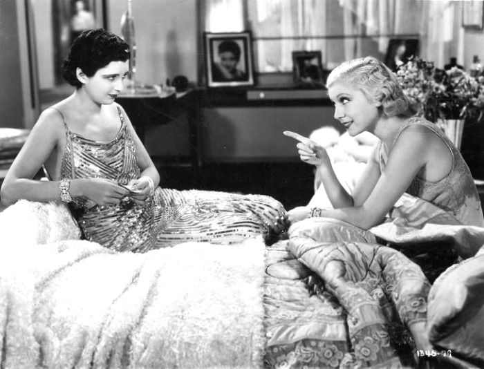 Kay Francis and Lilyan Tashman play escorts in George Cukor's Girls About Town 1931