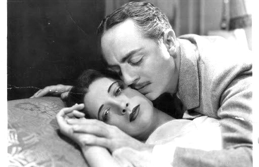 Francis and Powell are doomed lovers in One Way Passage 1932