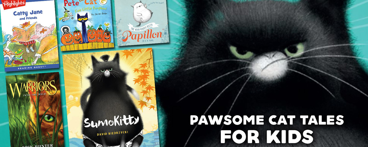 Cat Tales for Kids