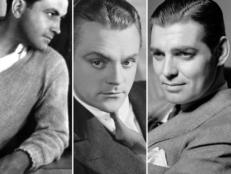 The Making of the Modern Man in Pre-Code Cinema.