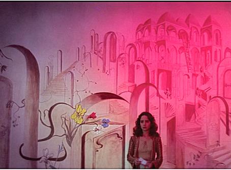 The Art of Suspiria 1977