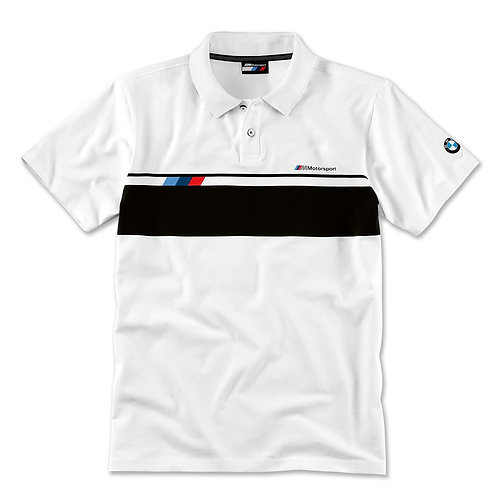 BMW M Motorsport Polo Shirt, men