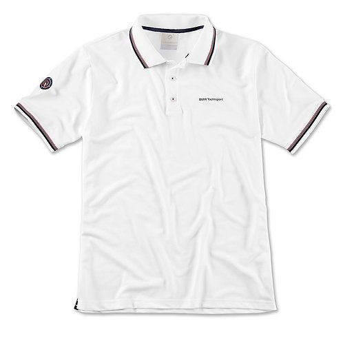 BMW Yachtsport Polo Shirt, men