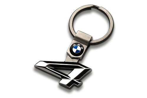 BMW 4 Series Key Rings