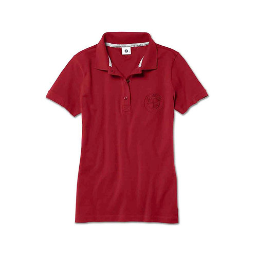 BMW Logo Polo Shirt, ladies