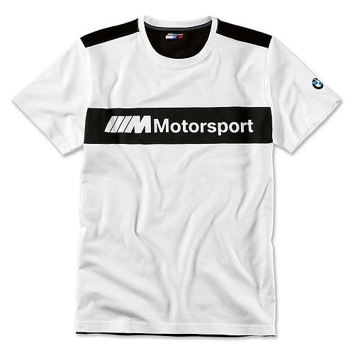 BMW M Motorsport T-Shirt Logo, men