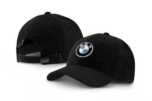 BMW Logo Cap Black