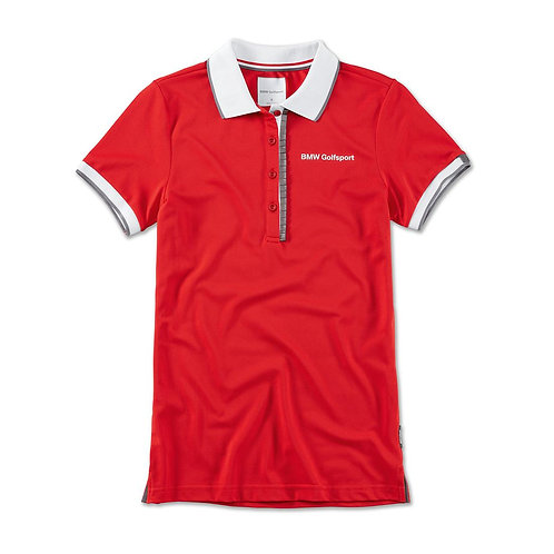 BMW Golfsport Polo Shirt, ladies