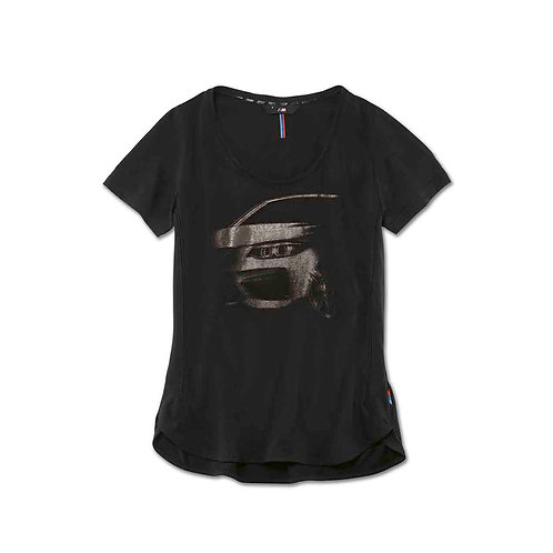 BMW M Graphic T-Shirt, ladies Black