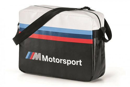 BMW M Motorsport Shoulder Bag