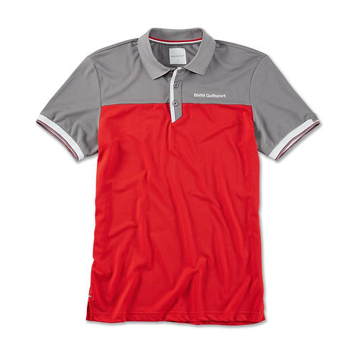 BMW Golfsport Polo Shirt, men