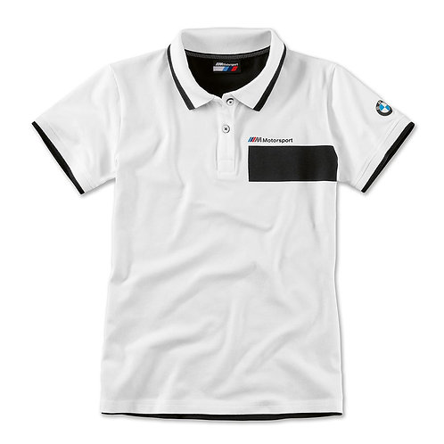 BMW M Motorsport Polo Shirt, ladies
