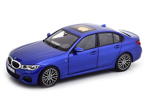 BMW miniature 3 Series Saloon 1:18 (18)