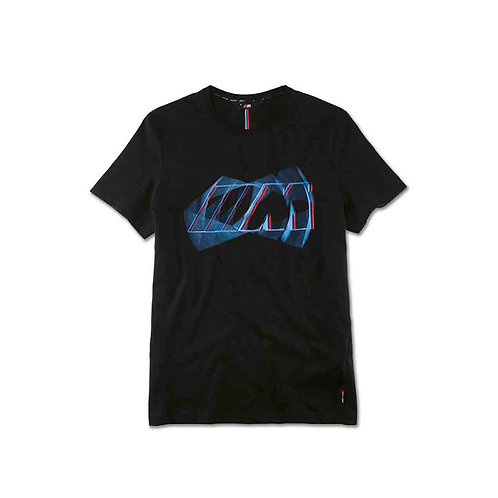 BMW M Logo T-Shirt, men Black