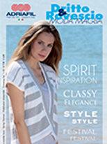 Adriafil Pattern Book Spirit Inspiration Dritto & Rosvescio SpringSummer edn. 62