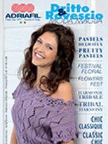 Adriafil Pattern Book Pretty Pastels Dritto & Rovescio edn. 60
