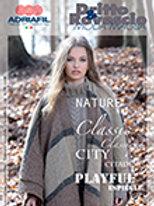 Adriafil Pattern Book Nature Dritto & Rosvescio - Autumn Winter edn. 61