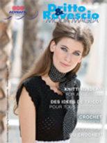 Adriafil Pattern Book Knitting Ideas Dritto & Rosvescio - Spring Summer edn. 56