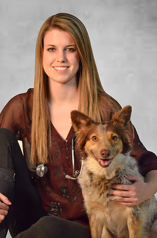 Dr. Kelsey Hogue and Foxy.jpg