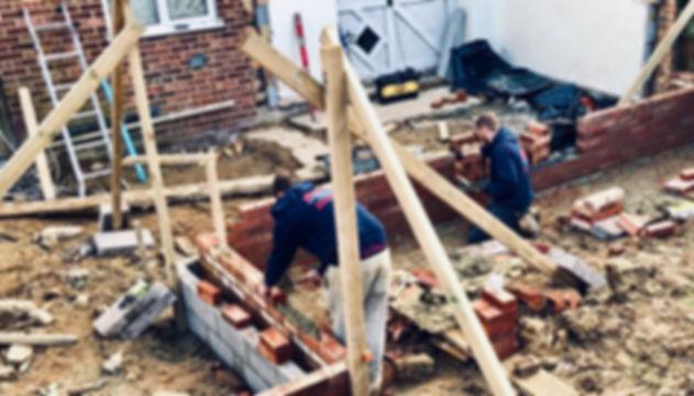 ARC Laying Bricks